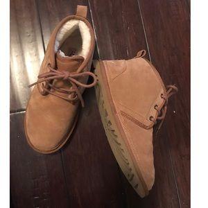 UGG men's Neumel Boot in chestnut